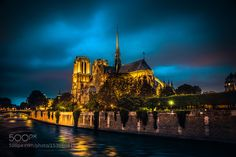 The Mother Church | Notre Dame-Paris by Luciano_Neves