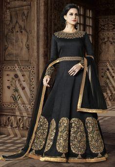 Anarkali Suit: Buy Latest Designer Anarkali Suits for Women Online Robe Anarkali, Costumes Anarkali, Silk Anarkali Suits, Cotton Anarkali, Salwar Dress, Abaya Style, Lehenga Style, Designer Anarkali, Abaya Fashion