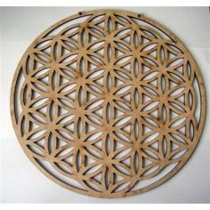 Flower of life, hanging wall art (Large)