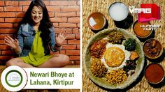 Newari Bhoye at Newa Lahana in Kirtipur | M&S HUNGER HUNT | M&S VMAG