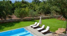 Villa Ariti - Authentic Crete, Villas in Crete, Holiday Specialists Crete, Villas, Bedrooms, Romantic, Outdoor Decor, Holiday, Design, Home Decor, Vacations