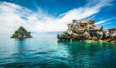 10 lugares de Tailandia que no te deberías perder