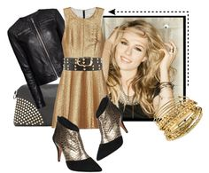 """Bridgit Mendler from ""Goodluck Charlie""! So Cute!"" by goldieazcmd ❤ liked on Polyvore"
