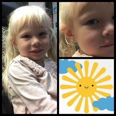 Den sejeste 3-årige prinsesse tog det at blive piercet i ørene super flot og hendes nye piercinger heler derud af, præcis som de skal ❤️🙏🏾🌈🦄   Ses i dag til piercing og lækre smykker 10-18 og i morgen Onsdag 10-16 💖💖💖💖