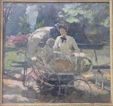 Sir John Lavery & Original Painting for sale
