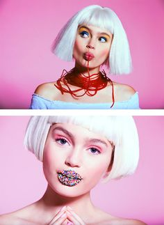 Candy Warhol By TOMAAS | Inspiration Grid | Design Inspiration