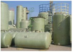 LEading Manufacturer, Exporter, Supplier of frp storage tanks, and frp chemical storage tanks in India.
