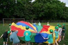 I loved Field Day.  We had one of these.  Plus this cool crab ball that we'd scoot around on all 4s and kick...those were the days