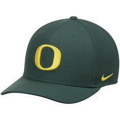 save off 8fc67 8107e Oregon Ducks Nike Wool Classic Performance Adjustable Hat - Green