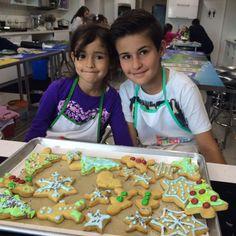 Curso Kids in The Kitchen: Semana Navideña by Nuchef. Fotografía y texto por Brenda Cervantes.