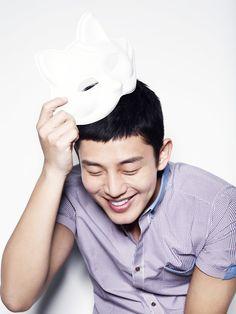 Yoo Ah In The Class Summer 2013 Ad 2