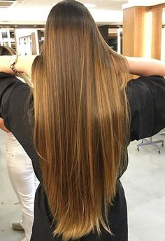 Long Silky Hair, Long Brown Hair, Long Layered Hair, Haircuts For Long Hair, Loose Hairstyles, Beautiful Long Hair, Gorgeous Hair, Cabello Hair, Really Long Hair
