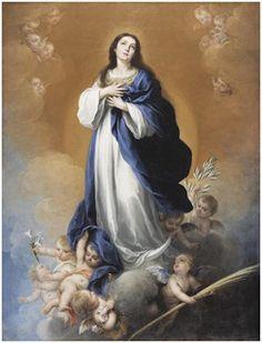8 de Dezembro - Dia da Imaculada Conceição