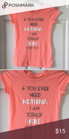 """If You Ever Need Nothing I Am Totally Here For You """"If You Ever Need Nothing I Am Totally Here For You"""" Smoke FREE Home Posherpooch Tops Tees - Short Sleeve"""