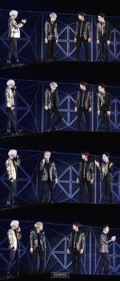 Taemin, Jonghyun, Minho, Key
