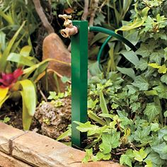 This Would Be Useful So That I Could Have A Spigot In The Front Yard!