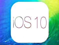 A to Z About iOS 10 Features & Release Date