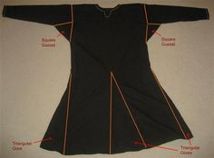 T-tunic pattern/guide