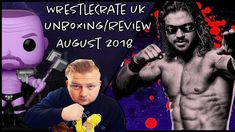 """""""King of Slam Town""""- WresteCrateUK- Opening/Review- August 2018 King, Youtube, Movie Posters, Film Poster, Popcorn Posters, Billboard, Film Posters, Youtube Movies"""