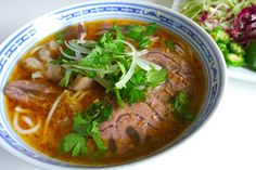 How to make BUN BO HUE - Vietnamese Spicy Beef Noodle Soup