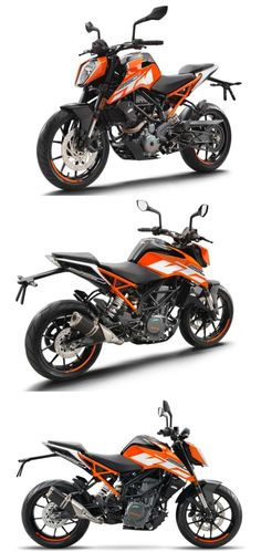 2017 KTM Duke 250 Spotted Testing Ahead of New Dukes Launch on 23rd