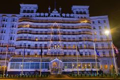 Enjoy a festive Christmas at The Grand, Brighton! Find out more here: www.devere-hotels.co.uk/The-Grand