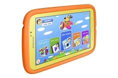 Samsung Galaxy Tab 3 Kids Edition (7-Inch with Orange Bumper Case) Price:$189.00 & FREE Shipping.