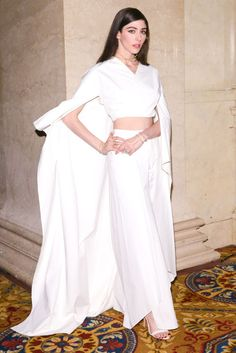 Caroline Polachek (a.k.a. Chairlift) at the New Museum Spring Gala Honoring Calvin Tomkins and Dodie Kazanjian. See what celebs hit this party scene this spring and what they wore.