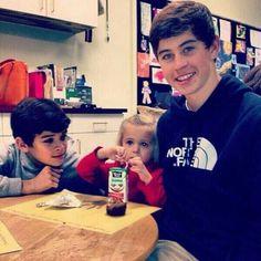 So cute Hayes,Skylynn & Nash☺
