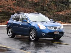 The 2008 Nissan Rogue Review: Specs, Price & Pictures - http://whatmycarworth.com/2008-nissan-rogue-review-specs-price-pictures/