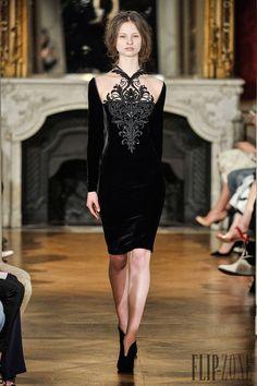 Yulia Yanina Otoño-Invierno 2014-2015 - Alta Costura - http://es.flip-zone.com/fashion/couture-1/independant-designers/yulia-yanina-4800 - ©PixelFormula