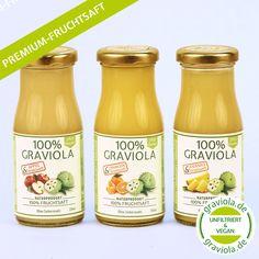 Graviola Premium Säfte Graviola.de