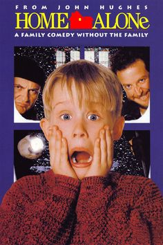 Home Alone - best holiday flick