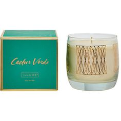 Cactus Verde Scented Candle
