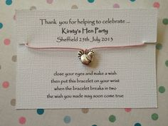 20 x Personalised Hen Party Favour Friendship  by Coastalloveuk, £45.00