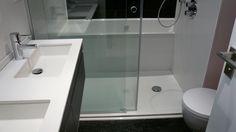 #Decoracion #Moderno #Baño #Sanitarios #Vidrio #Griferia