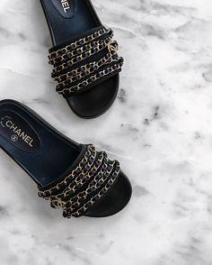 """Chanel slipper """"adiletten"""""""