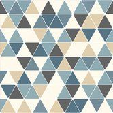 Found it at Wayfair - Triangles Wallpaper Tile