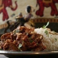 5 indiai étel, amit kötelező kipróbálnod! | Nosalty Rogan Josh, Chili, Rice, Beef, Food, Cilantro, Meat, Chile, Essen