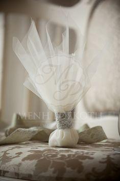 Κλασική μπομπονιέρα γάμου