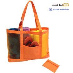 Black Beach Tote Bag | Tote bag