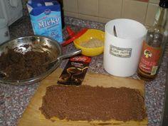 vynikající nápln do medových řezů Nutella, Pudding, Cream, Food, Fine Dining, Creme Caramel, Custard Pudding, Essen, Puddings