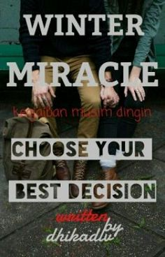 """You should read """"Winter Miracle"""" on #Wattpad. #teenfiction"""