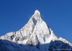 K2 Mountain K2 mountain the second highest mountain by RAIS1.deviantart.com