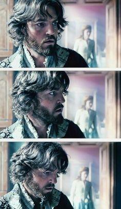 Tom Burke - Athos - Musketeers BBC