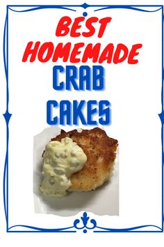 Crispy and delicious. This easy-to-follow crab cake recipe goes perfectly with our homemade tartar sauce. A perfect choice for any weeknight dinner when you are searching for dinner ideas! Homemade Tartar Sauce, Panko Bread Crumbs, Crab Meat, Crab Cakes, Falling Apart, Searching, Food Processor Recipes, Dinner Ideas, Stuffed Peppers
