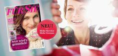 """FÜR SIE, Ausgabe 25/2015, Vorschau 09.11.2015 """"gelesen FÜR SIE"""" auf Seite 129: """"Rätelspaß plus Reiseführer - sehr unterhaltsam!"""""""
