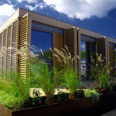 Passive Houses ... le soleil ! + et -   !!