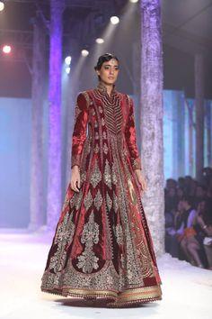 Indian Bridal Clothing by JJ Valaya 2015 The Bolshoi Bazaar