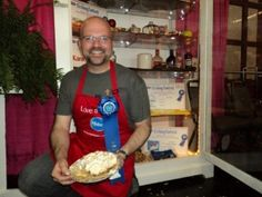 Chai Latte Pie - Divinity professor now an award-winning pie chef - Campbell University